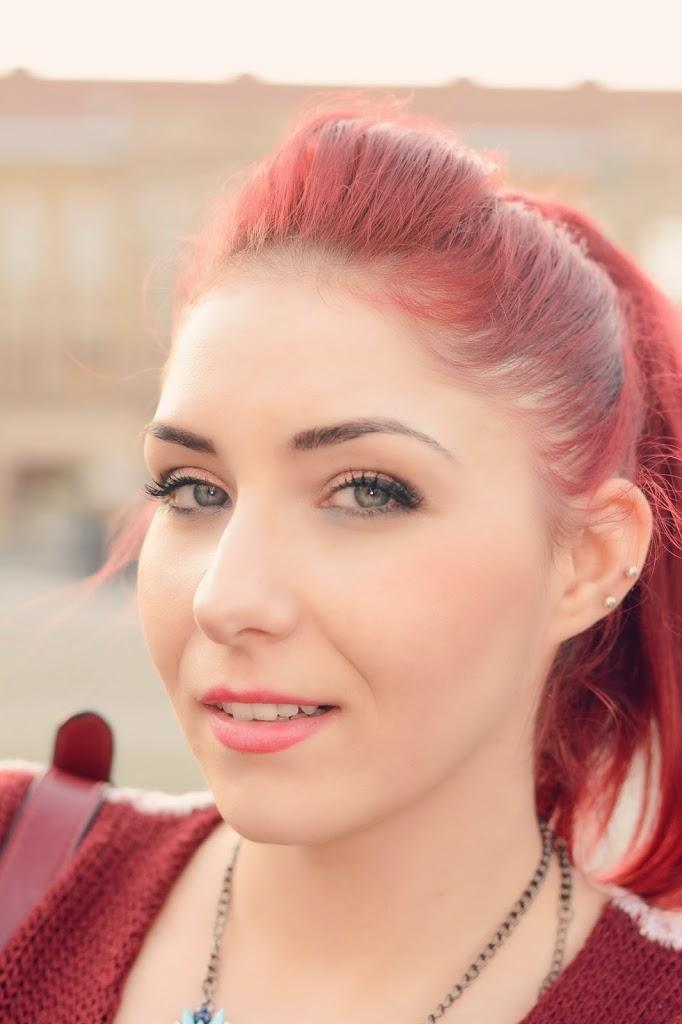 blue eye redhead