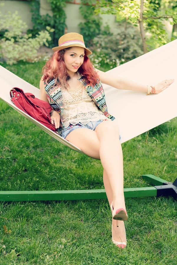 hammock fashion