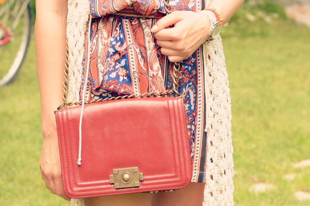 chanel inspired bag