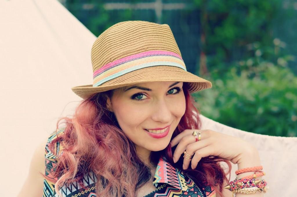 summer hat fashion