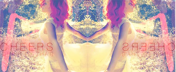 redhead rihanna lace