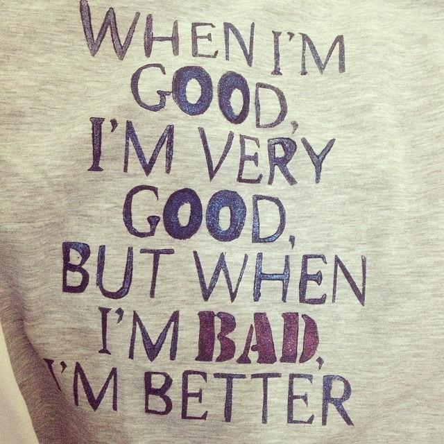 bad tshirt