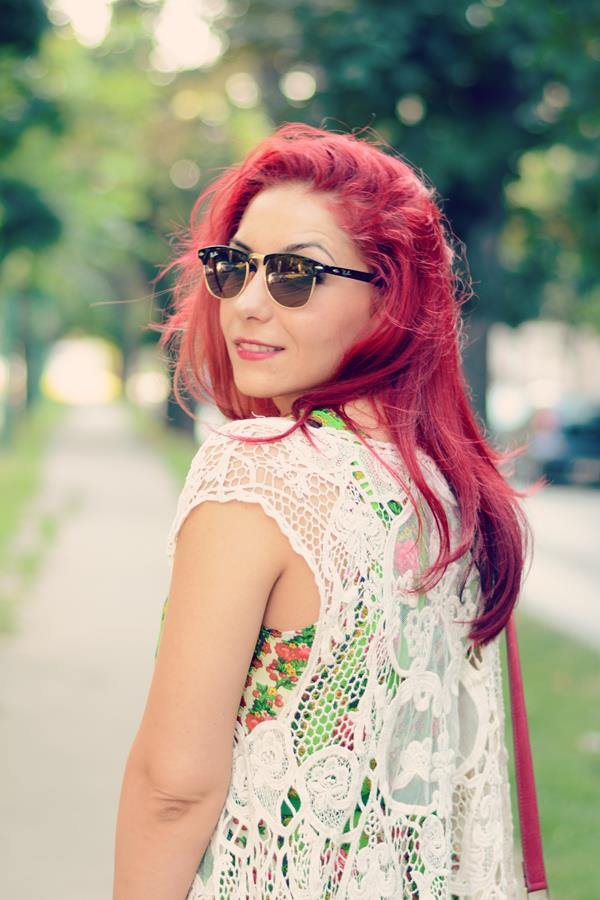 lace vest ray-ban