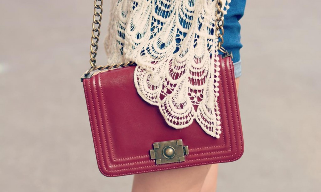 fashion trends leather bag