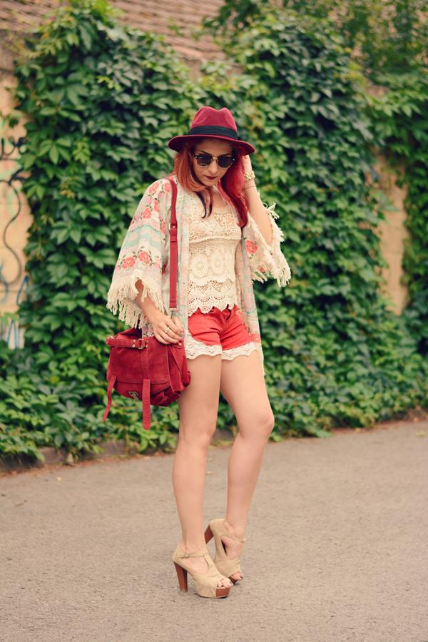 boho inspired outfit