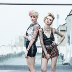 Fashion Editorial-PUNK inspired