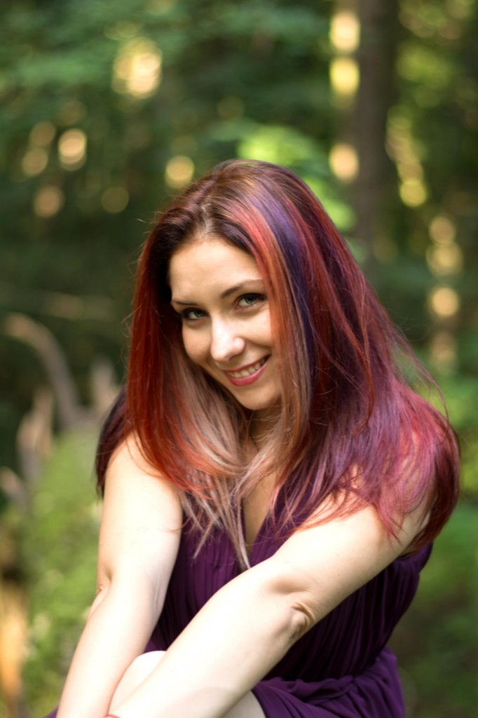 wella new trend redhead