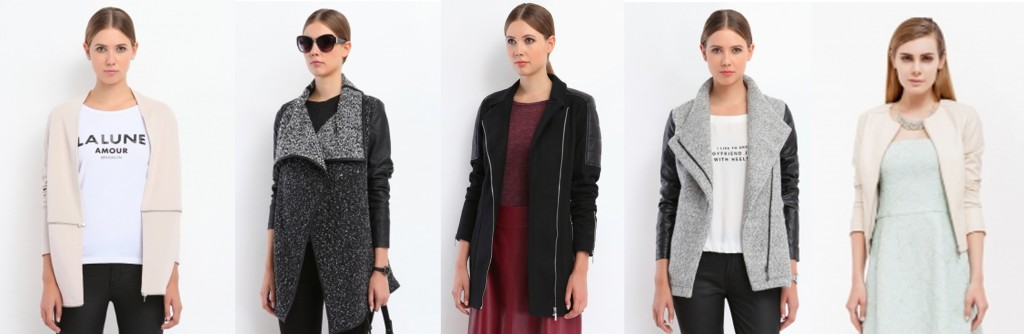 autumn must have jackets