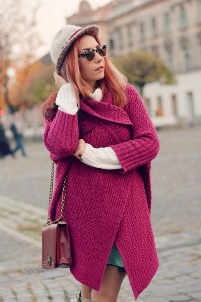 layering knits