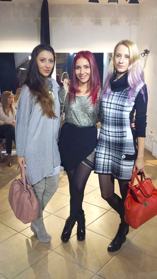 fashion bloggers party