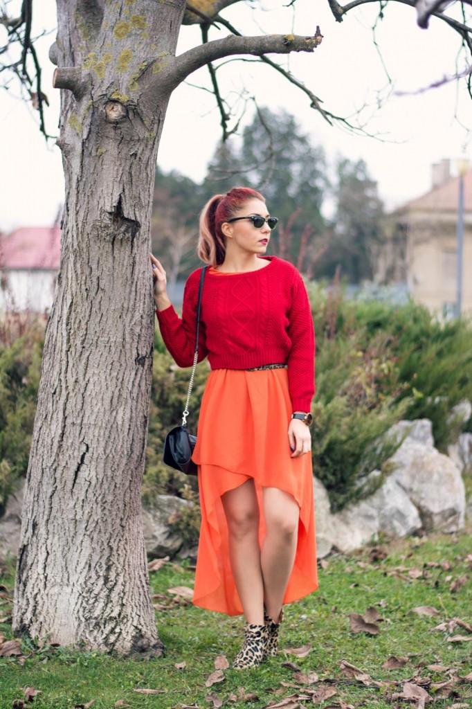 summer fashion in winter
