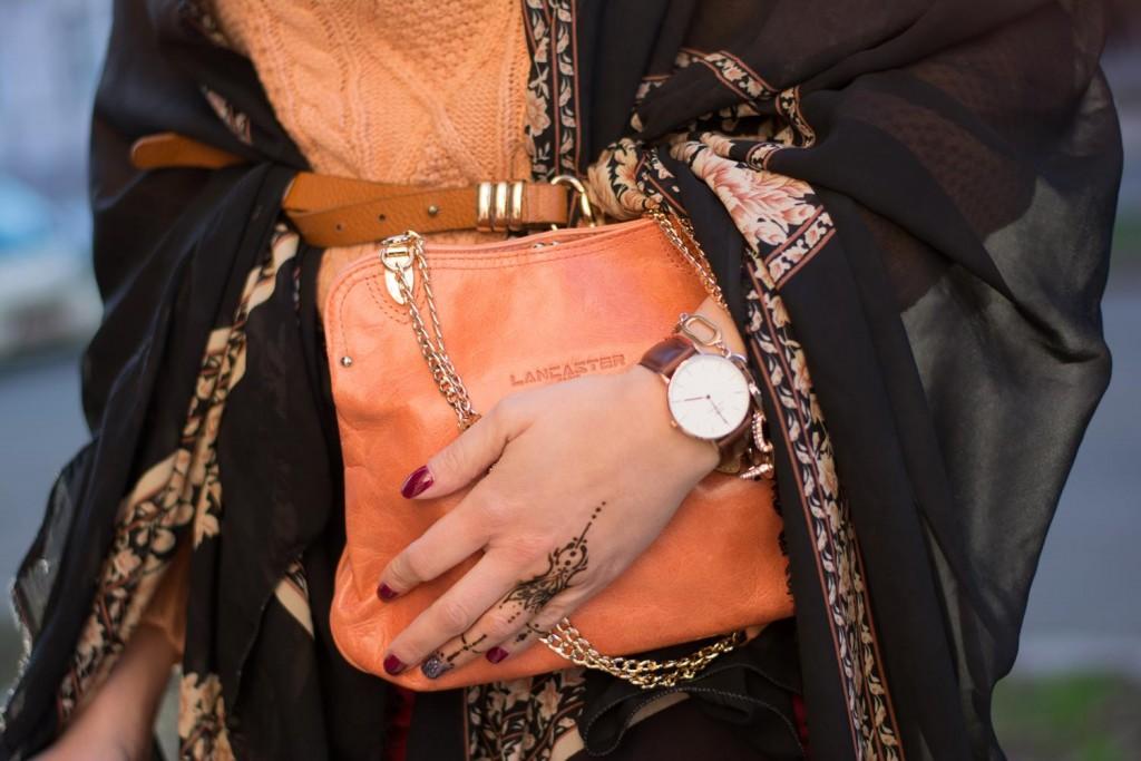 daniel wellington watch henna