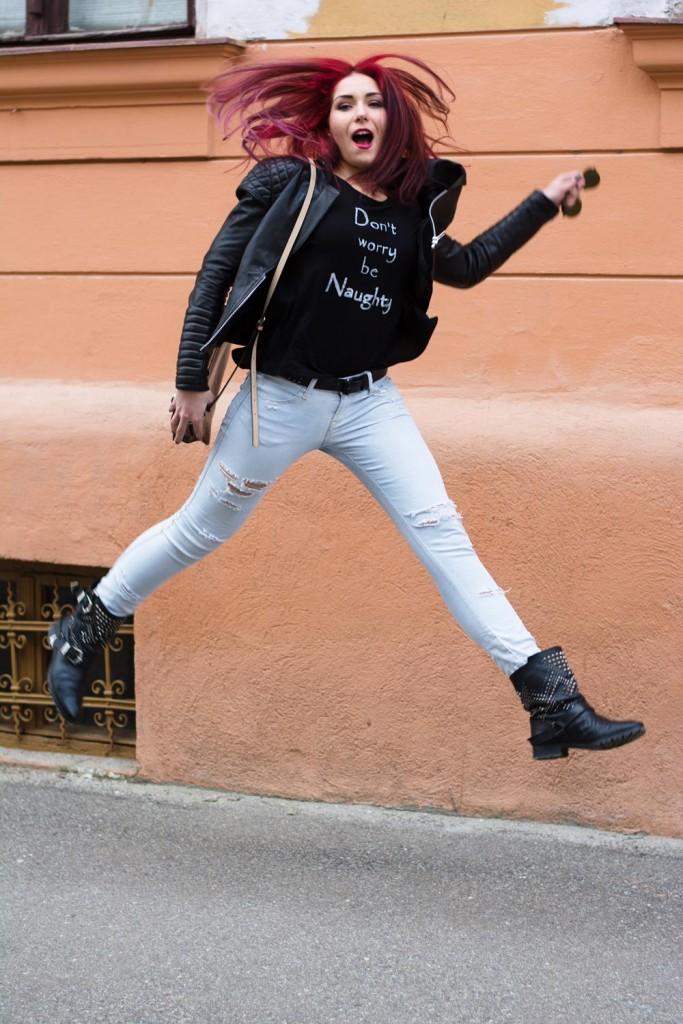 jump fashion