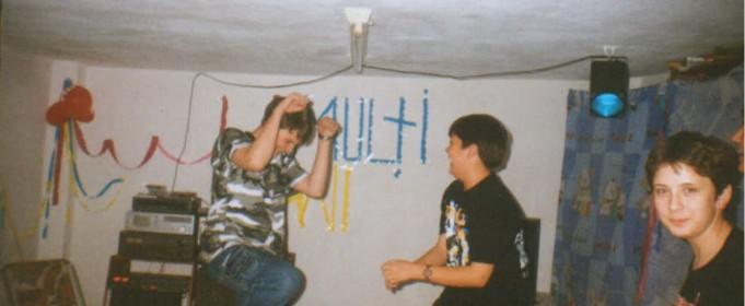 children party garage