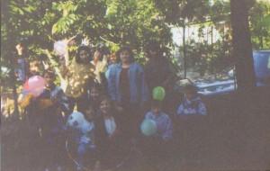 garden party kids