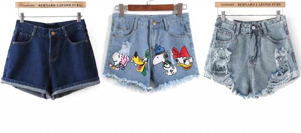 hot pants jeans summer