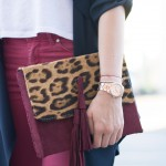 The Convertible Shoulder Bag by Anileda Alrac