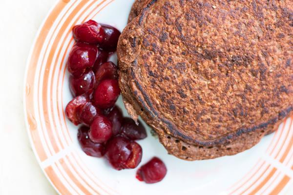 Three Ingredient Pancakes