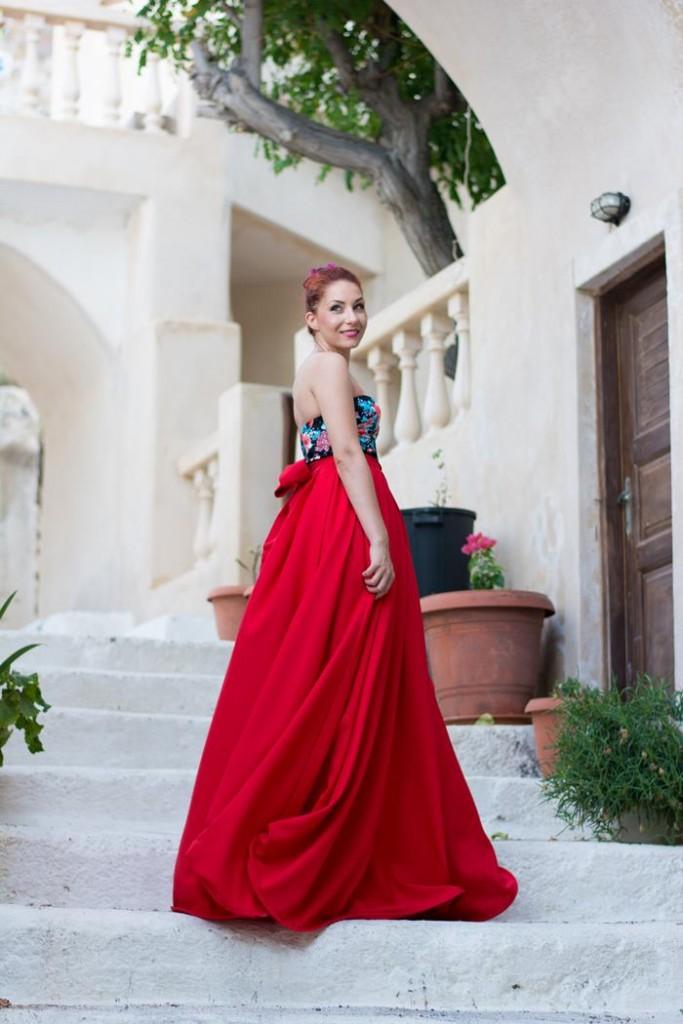how to dress like a princess