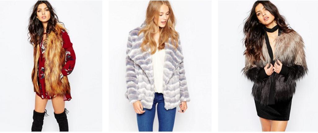 faux fur at half price