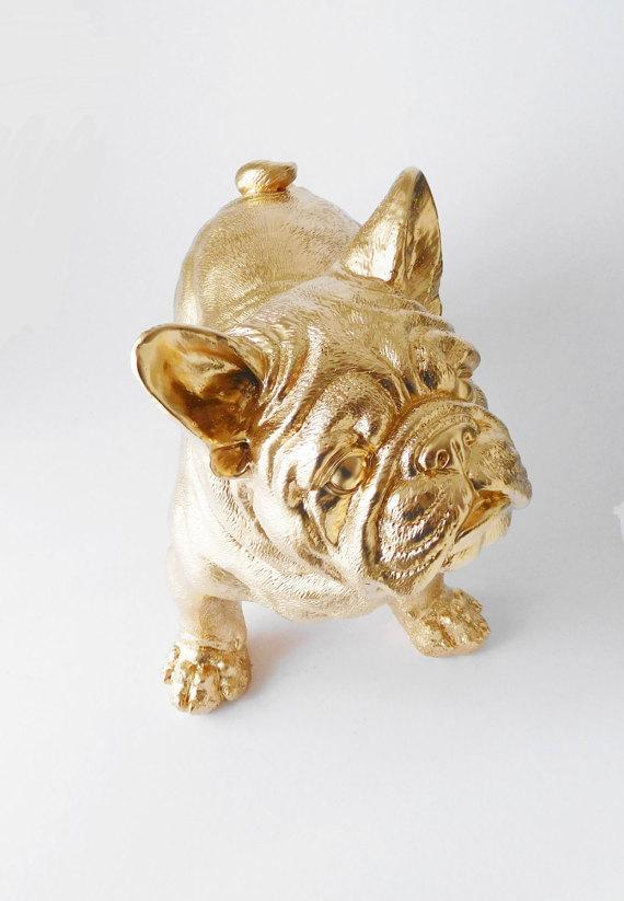 french bulldog home deco