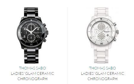thomas sabo aithentic watches