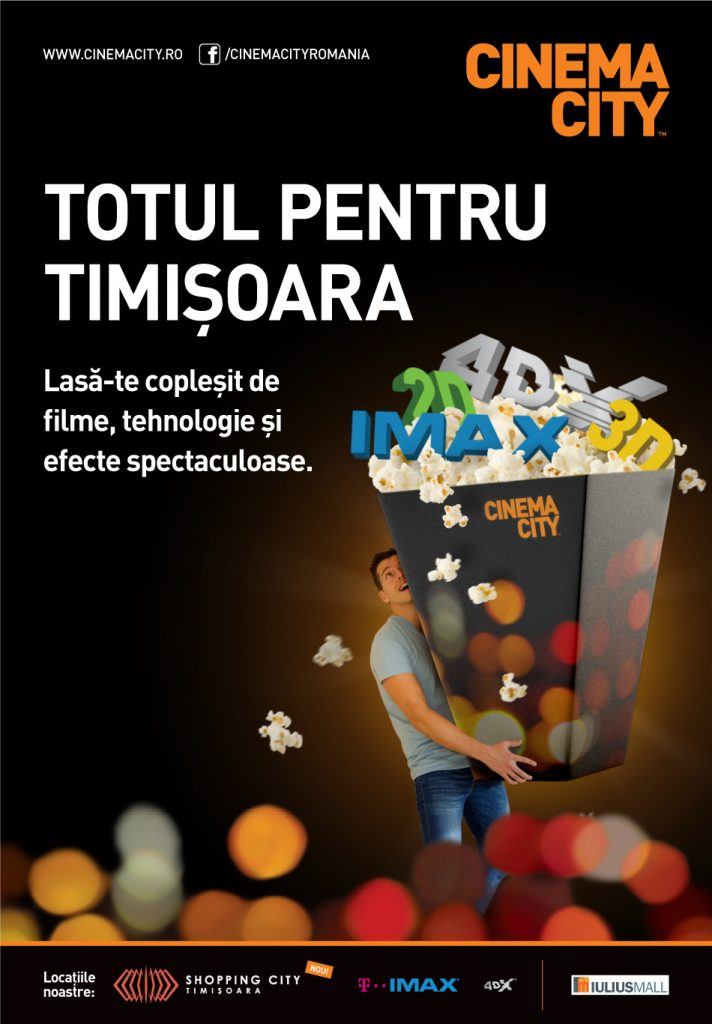 shopping city imax