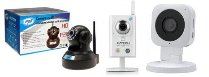 supraveghere video wireless