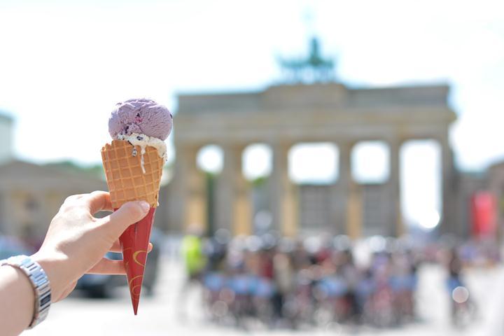 hagen dasz icecream in berlin