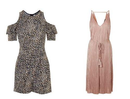 perfect summer dresses topshop