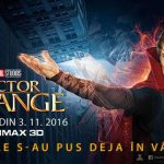 Doctor Strange - Avanpremiera la Cinema City