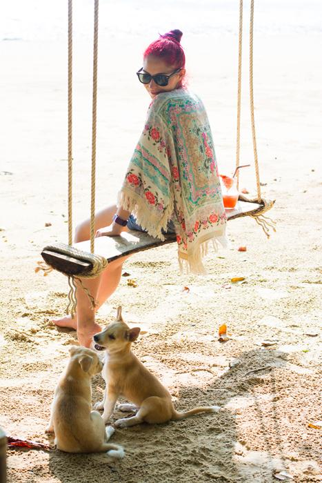 krabi island vacation