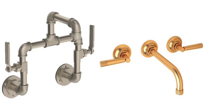industrial faucets